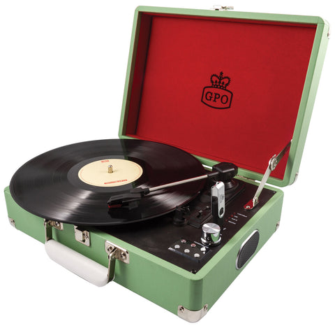 Attaché - Suitcase Record Player - AV Technical