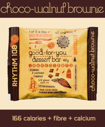 Choco-Walnut Brownie Dessert Bar - 12 piece box
