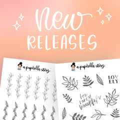 New Releases!!
