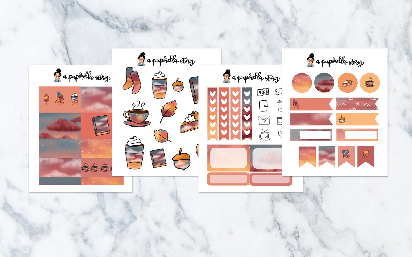 Dreamy Petite Sticker Kit