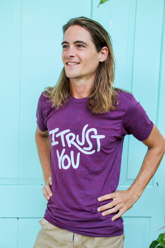 I Trust You More - Men's - I Trust You