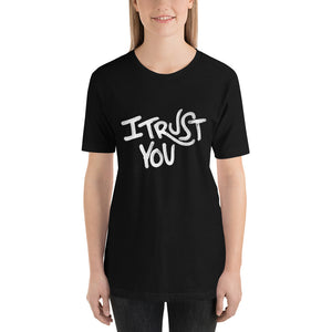 I Trust You Even More - Plus Size Up To 4XL - I Trust You