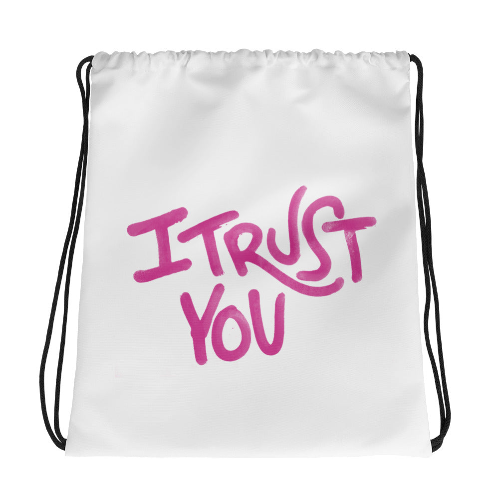 Gini's Favourite Everyday Bag - I Trust You