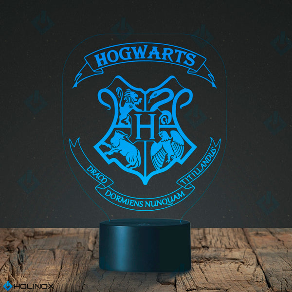 Harry Potter Hogwarts Lighting Decor Gadget Lamp Awesome Gift (MT029)
