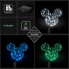 Gadget sweet lamp set for Disney girl ,Mickey mouse, Home Sweet Home, House rules decoration light, 7 Color mode, Awesome as nightlight