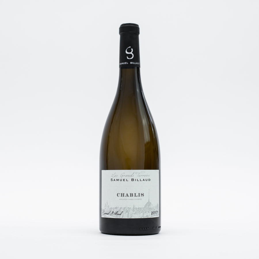 Samuel Billaud Chablis Les Grands Terroirs 2017