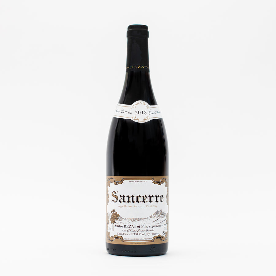 André Dézat Red Sancerre 2018