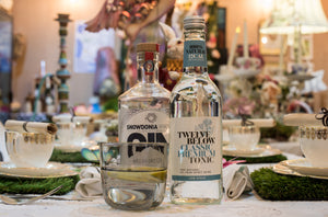 SNOWDONIA SPIRIT CO 'WELSH DRY' GIN - 70cl