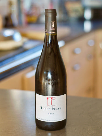Domaine Treloar Cotes du Roussillon Three Peaks 2012 Red