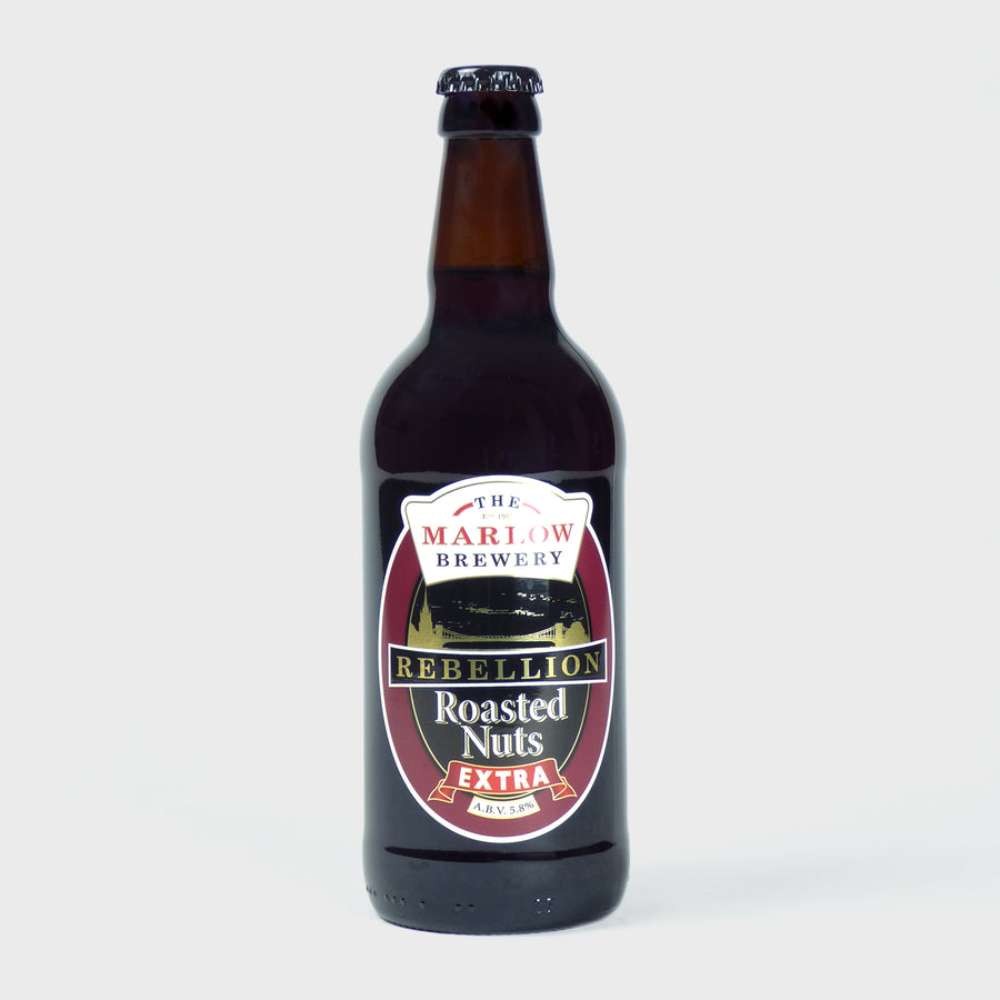 MARLOW BREWERY REBELLION ROASTED NUTS (EXTRA) 500ML