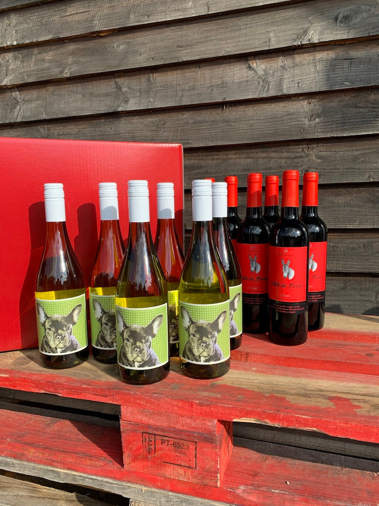 Best Sellers - Our fantastic Red & White combo (12 Bottles)
