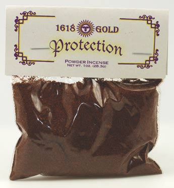1oz Protection Powder Incense