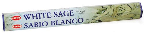 White Sage HEM stick 20 pack