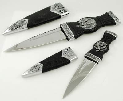 Two Piece Scottish Sgian Athame
