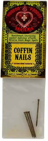 Coffin Nails (claus de Cercueil)