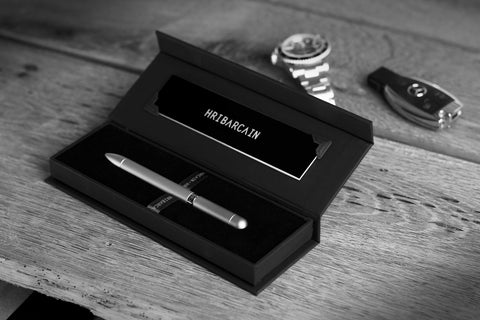 MAGNO-INK | Magnetically Energised Pen in Arctic Frost