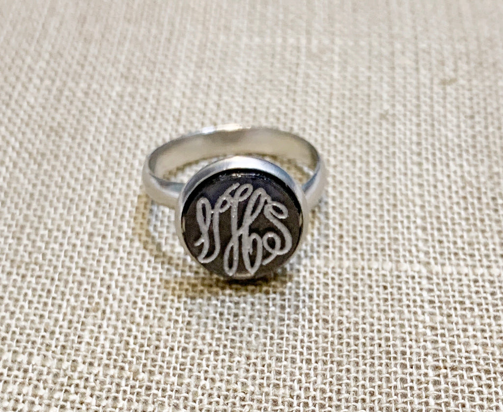 Personalized Ring (12 mm)