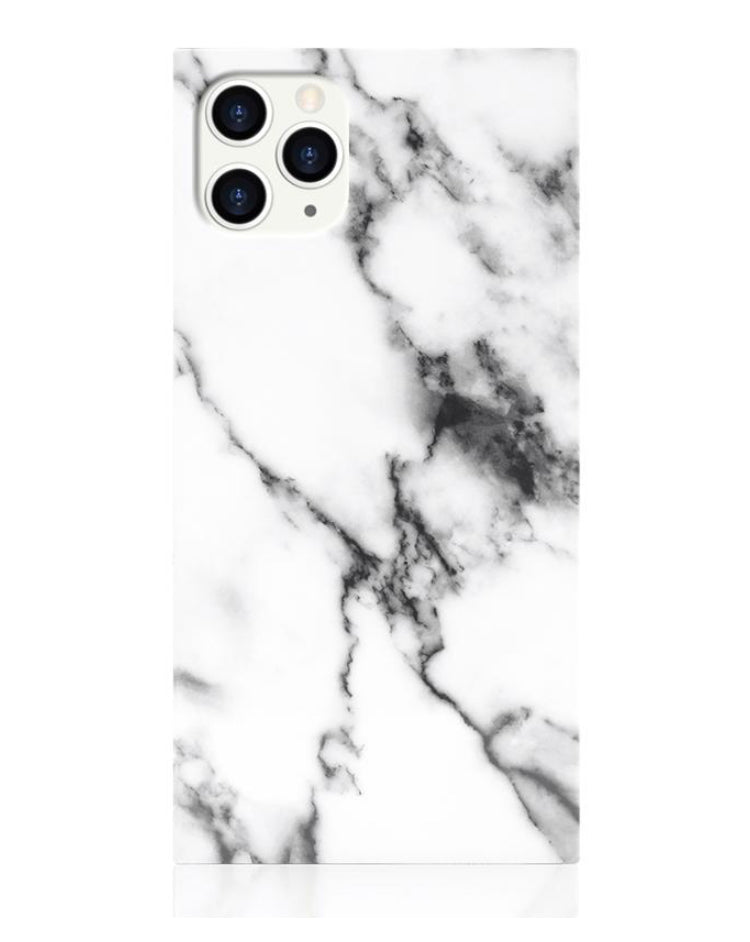 iPhone 11 Pro Max White Marble Case