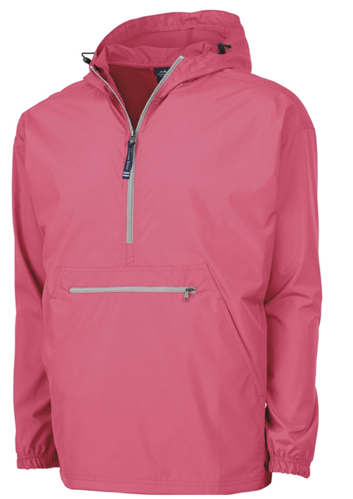 Coral Pack-N-Go Charles River Pullover (S-L)
