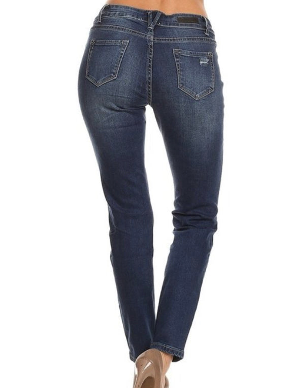 Distressed Jeans (sizes 1-15)
