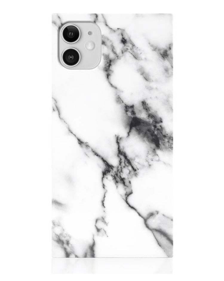 iPhone 11 White Marble Case