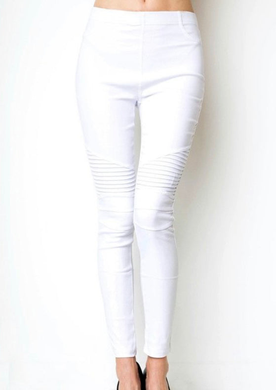 White Jean Jegging (S-XL)