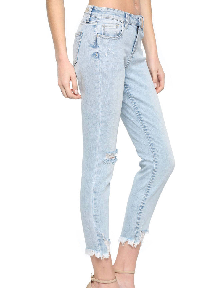 Cropped Cello Jeans (1-13)
