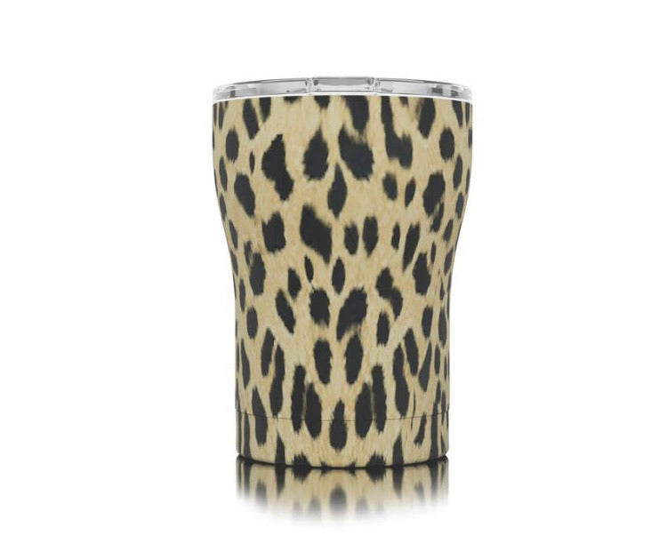 Sic Cheetah Tumbler (laser engraving included)
