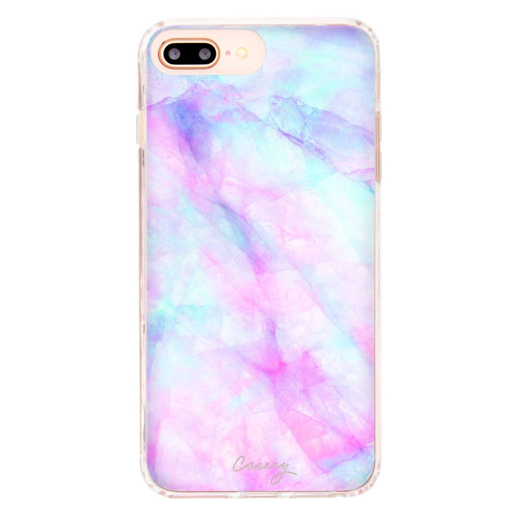 Iridescent Crystal iPhone Case (7 sizes)