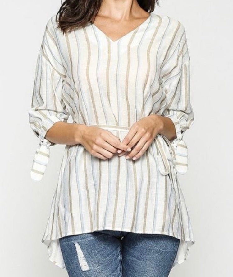 Hi-Lo Tunic Top