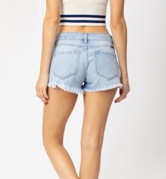 Light Blue Kan Kan Jean Shorts (XS-L)