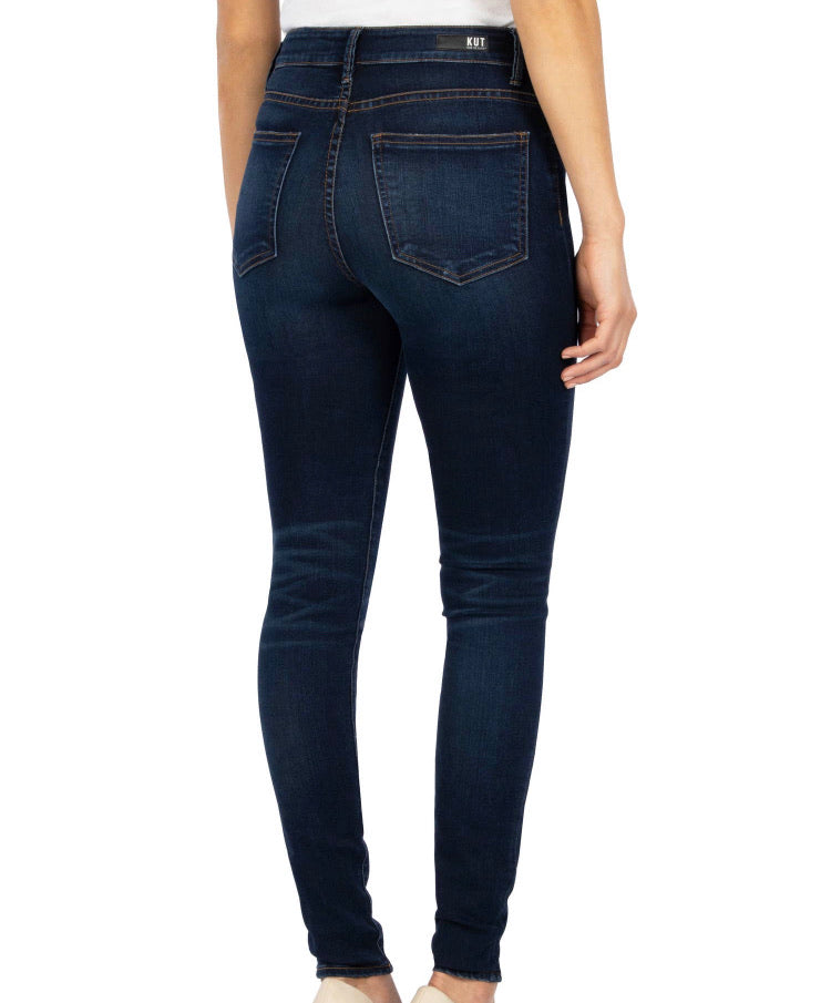 Mia High Rise Endless-Kut from the Kloth Jeans  (2-14)