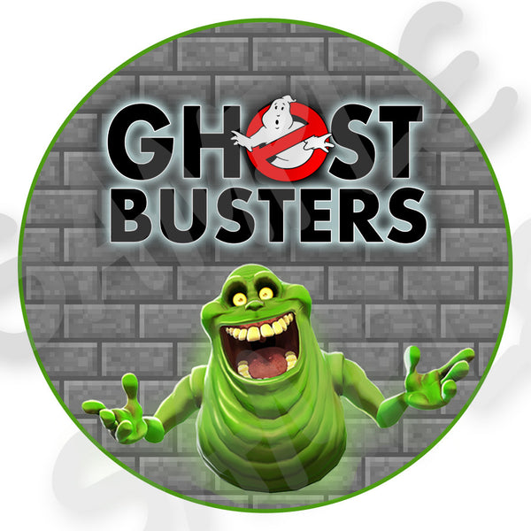 picture relating to Ghostbusters Printable named Ghostbusters Impressed Boys Birthday Bash Preset -Printable Record