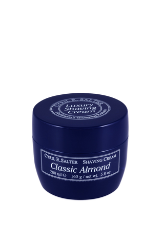 Cyril R. Salter Classic Almond Shaving Cream
