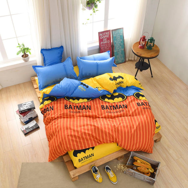 Bedding Set Popievo - Batman dark knight bedding