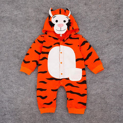 baby girl toddler halloween winnie the pooh tigger disney rompers