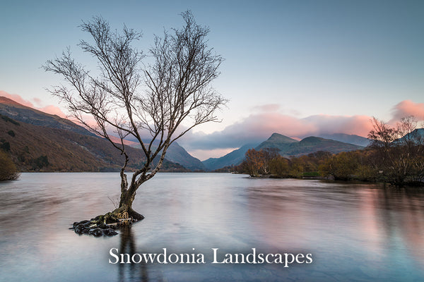 Snowdonia Landscape Gallery - images from the lakes and mountains of Snowdonia National Park in North Wales