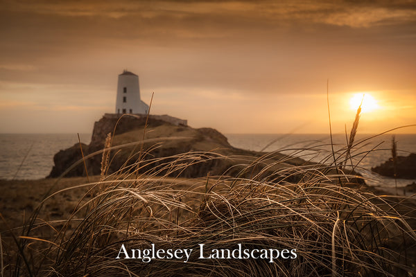 Anglesey Landscapes - Photographs from the Coast and Countryside of Anglesey including Menai Bridge, Llanddwyn Island and many more popular landmarks and locations.