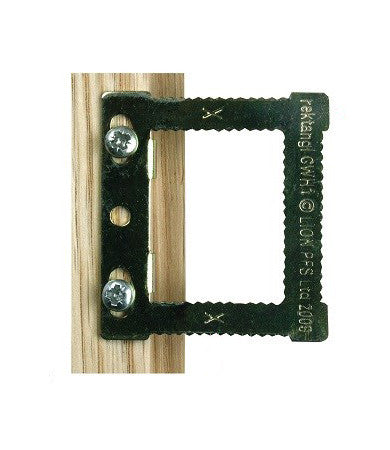 Square Sawtooth Hangers & Screws