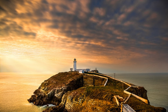 South Stack Sunset