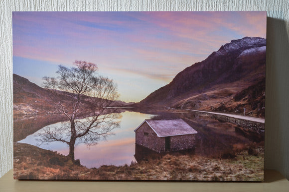 Winter Sunrise at Llyn Ogwen - EX DISPLAY