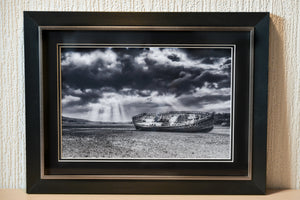 Storm Clouds & Sunrays, Anglesey - EX DISPLAY