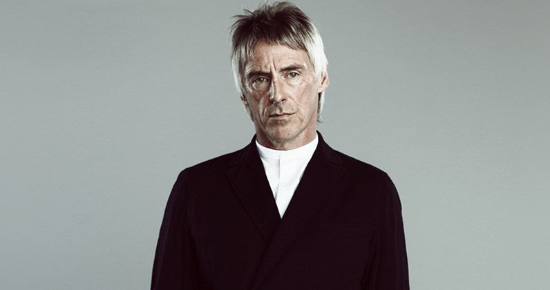 Paul Weller's Style Evolution