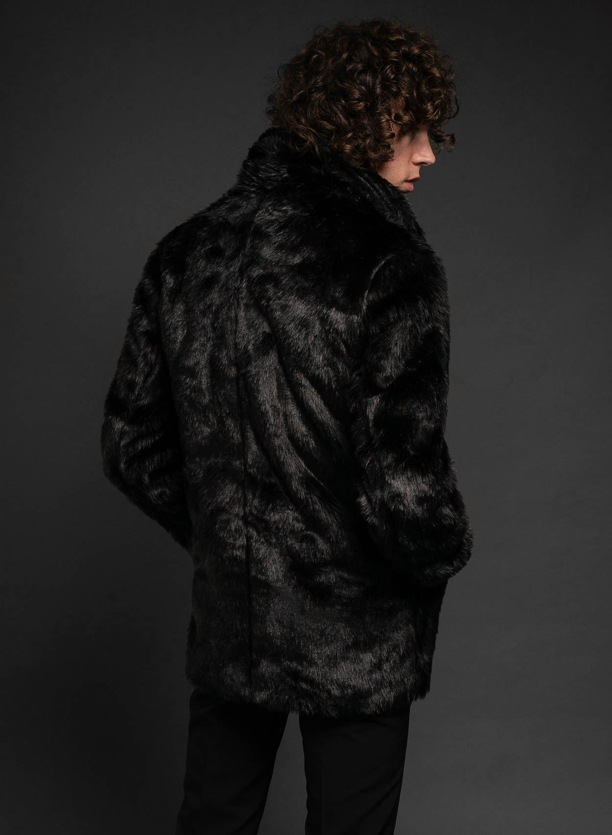 Jagger Faux Fur Coat-PhixClothing.com