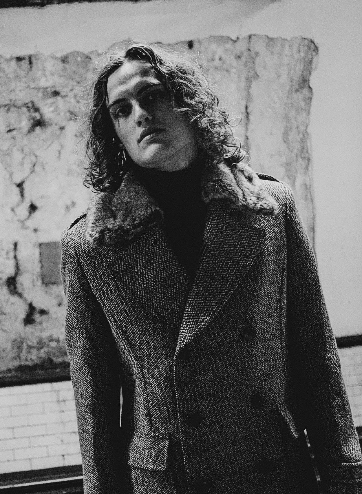 Camden Wool Coat-PhixClothing.com
