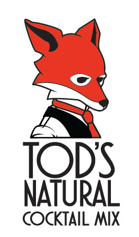 Tods Natural Cocktail Mix Logo