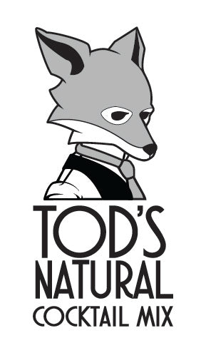 Tods Natural Cocktail Mix BW