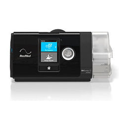Res Med AirSense S10 Elite CPAP Machine with HumidAir Humidifier, Heated Tubing and Mask