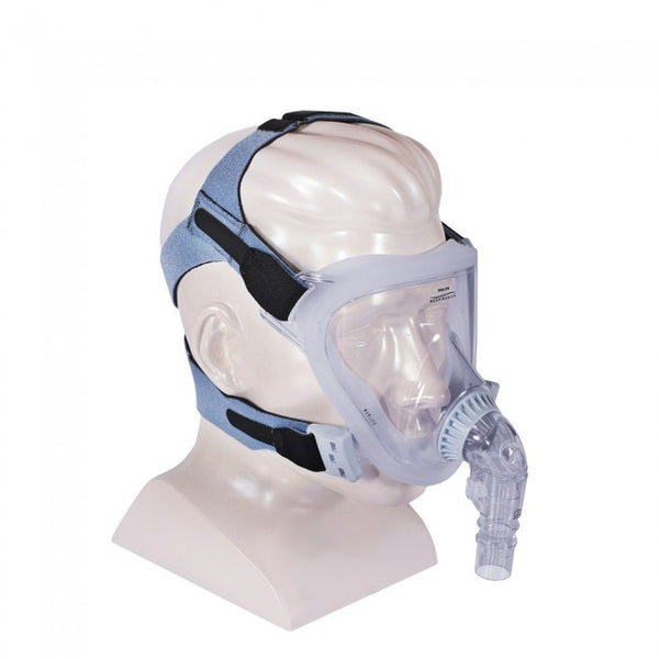 Respironics FitLife Total Face CPAP Mask & Headgear