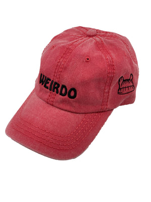 Vintage Weirdo Dad Hat